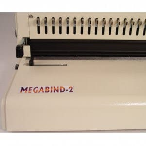 MegaBind-2 Plastic / Wire Comb Punch